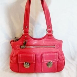 MARC JACOBS ITALY Leather Mini Tote Bag